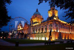 Belfast temp pic
