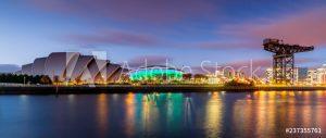 Glasgow temp pic
