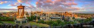 Edinburgh temp pic