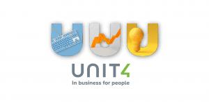 Unit4 logos